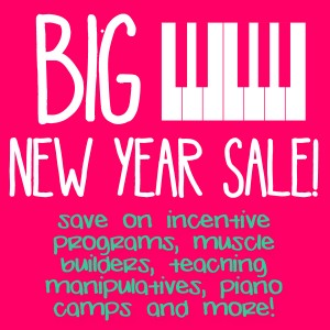 Big New Year Sale!